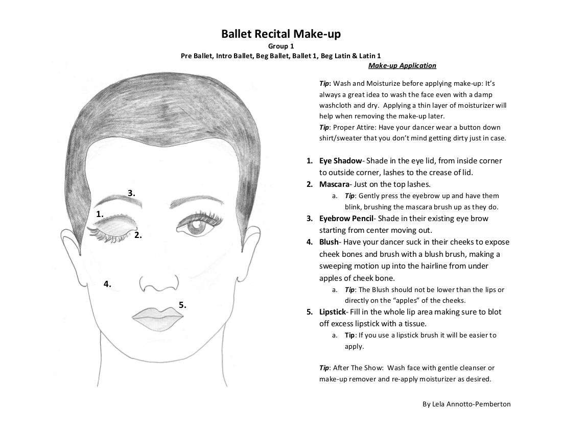 Make-up Group 1