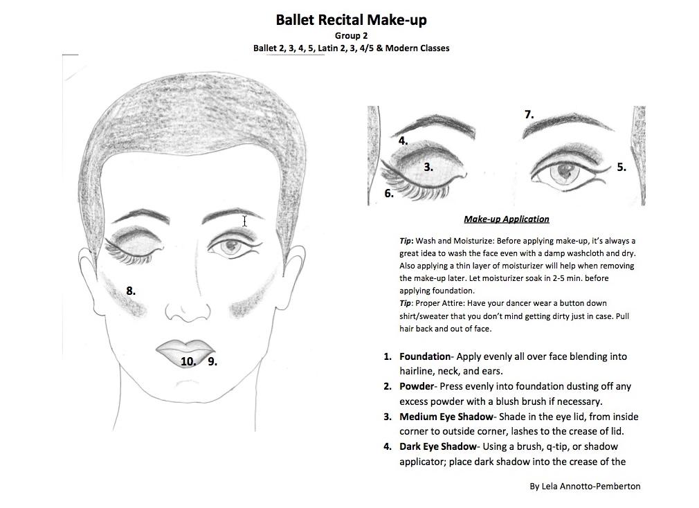 make up group 2 part 1
